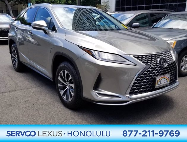 Pre-Owned 2020 Lexus RX 350