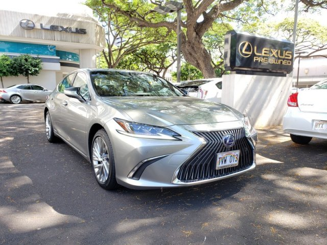 2019 Lexus Es 300h Ultra Luxury Fwd 4dr Car