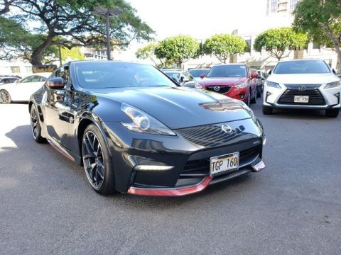 Pre-Owned 2015 Nissan 370Z NISMO Tech